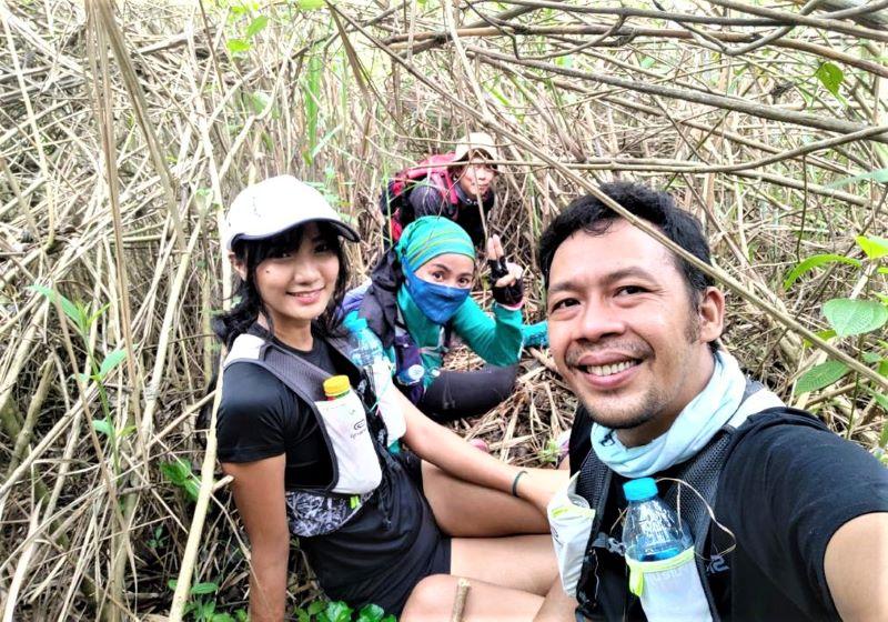 Trail Running Sentul