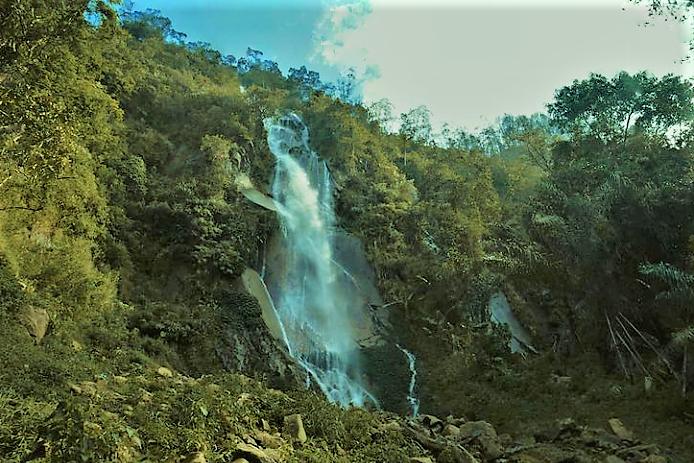 Air Terjun Siboruon