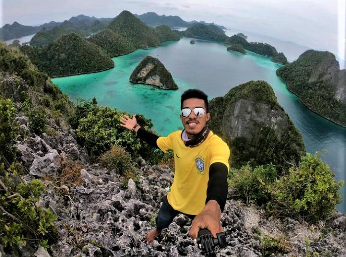 Puncak Wayag - Raja Ampat