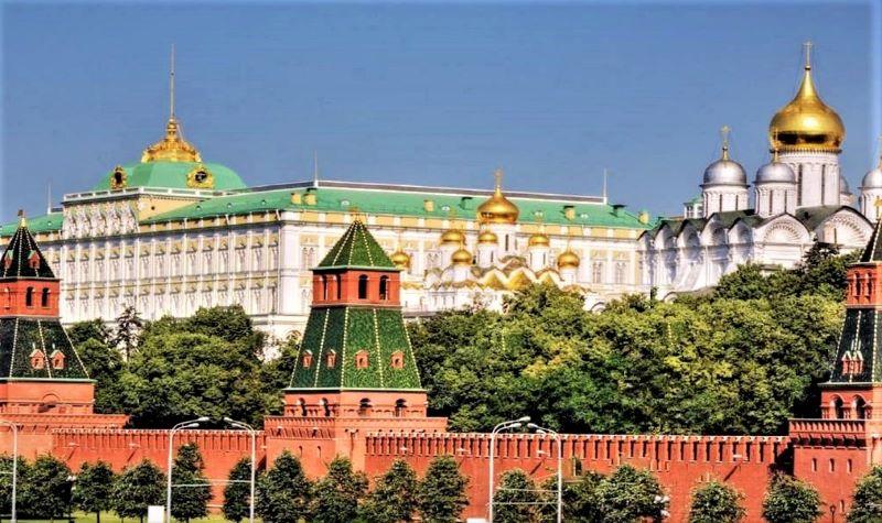 Benteng Kremlin