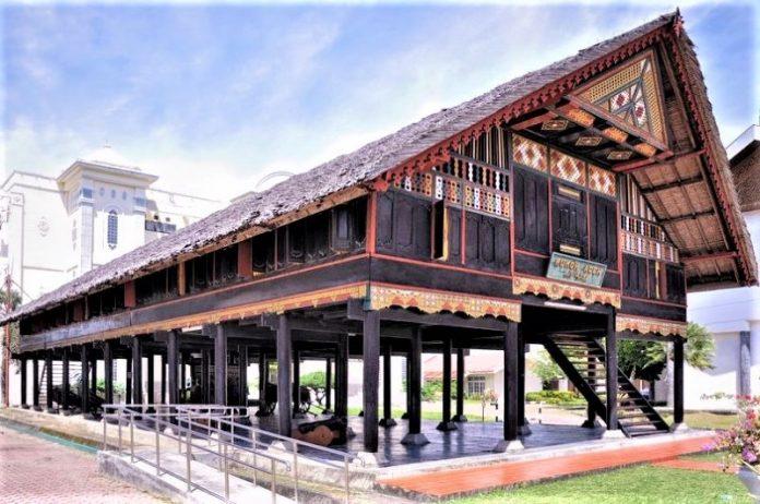 Mengenal Rumah Adat Aceh, Rumoh Aceh
