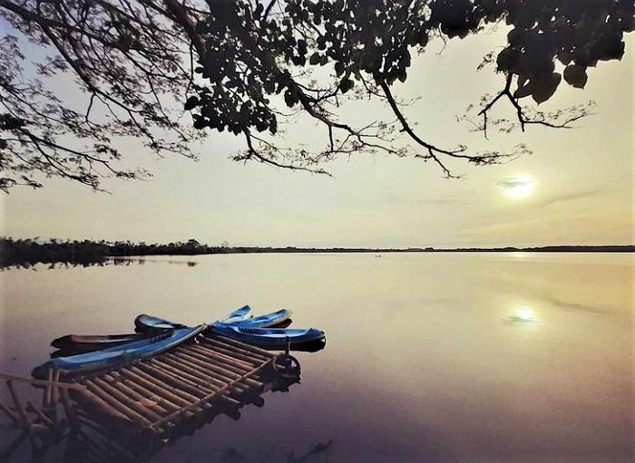 Tenggelam dalam Pesona Danau Dendam Tak Sudah, Bengkulu