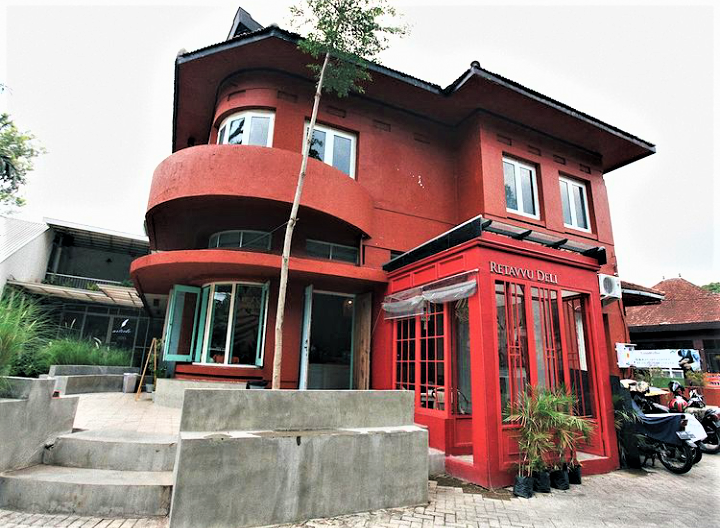 Icip-Icip Kuliner Eropa di Kafe Retawu Deli, Malang