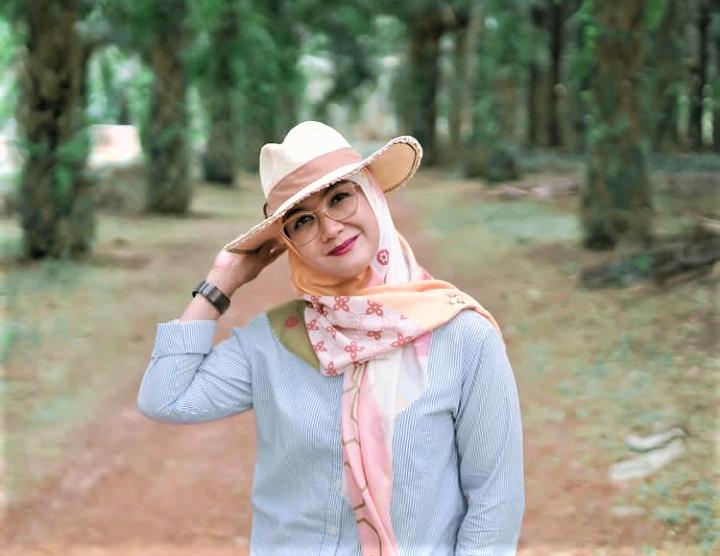 Melati Erzaldi : Passionate, Ambisius & Optimis