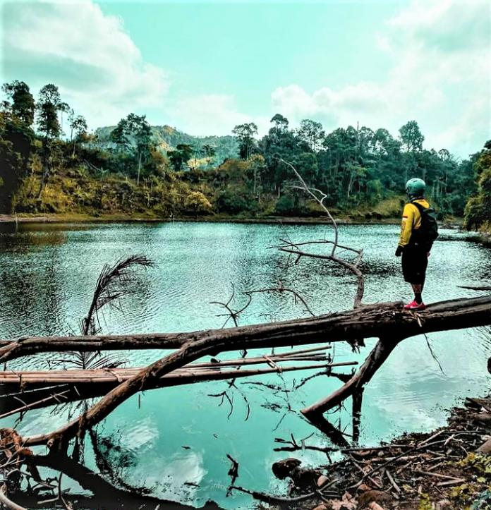 Talaga Denuh, Misteri Danau di Atas Bukit