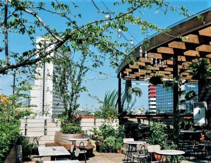 Fenomena Kafe Rooftop Makin Banyak Disukai