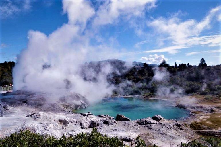 Te Puia, Negeri Ajaib Geotermal di Selandia Baru