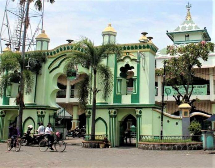 Sejarah Mesjid Agung Kauman, Semarang