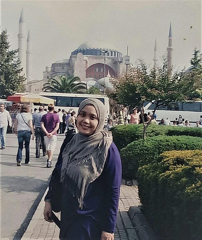 Ramadhan Perdana Mesjid Ayasofya, Turki