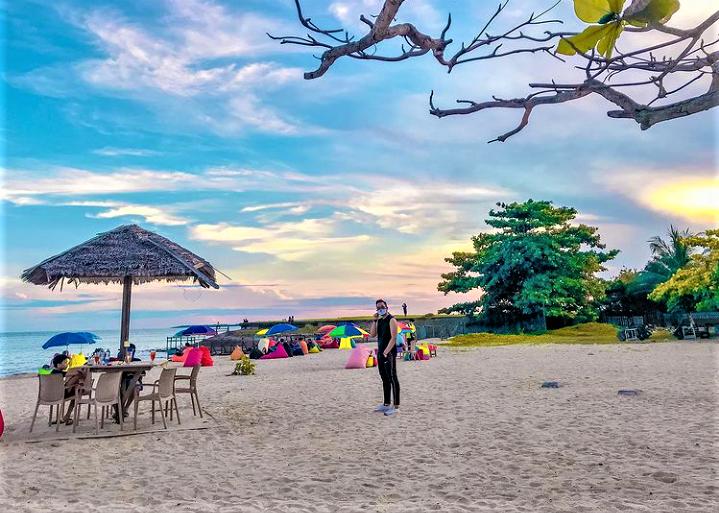Pantai Melawai, Destinasi Wisata Asyik di Kota Balikpapan