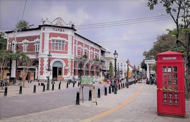 Kota Lama Semarang, The Little Netherland