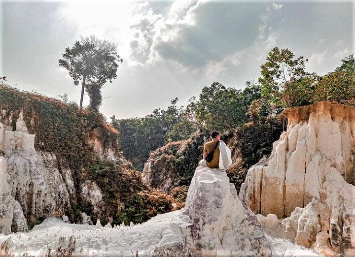 Bukit Kapur Air Hitam, Destinasi Wisata Seru di Pekanbaru