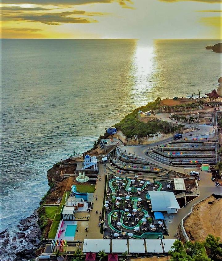 Heha Ocean View, Objek Wisata Yang Spektakuler dan Kekinian
