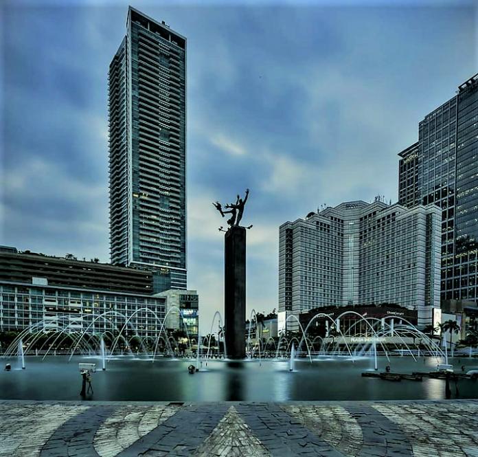 Selamat Ulang Tahun Ibukota Negaraku, Jakarta...