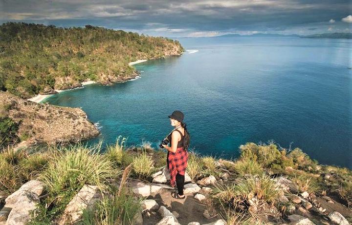 Keindahan Nan Eksotis Pantai Pulisan Likupang