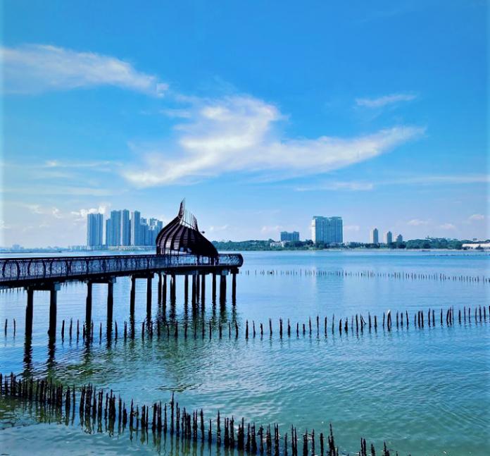 Kranji Reservoir Park, Sisi Lain Menikmati Singapura