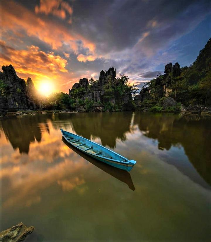 Rammang Rammang, Objek Wisata di Makassar yang Makin Menggeliat