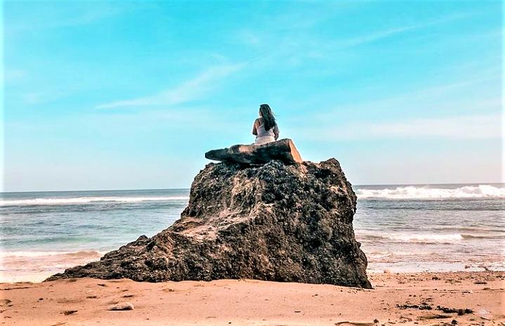 Pantai Nyang-Nyang, Mutiara Tersimpan di Bali