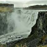 Islandia, Air Terjun Dettifoss