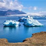 Islandia, Danau Es Jokulsarlon