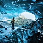 Islandia, Goa Es Skaftafell, Photo by @BlueIceCave