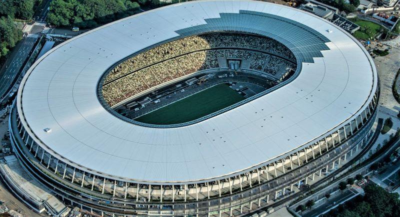 New National Stadium, Stadion Keren Ajang Olimpiade Tokyo 2020