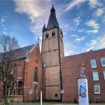 Jerman, Dusseldorf – Gereja Lambertus Basilika