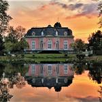 Jerman, Dusseldorf – Schloss Benrath