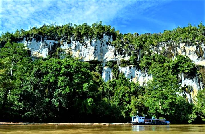 Sungai Mahakam, Keindahannya Tak Pernah Pudar