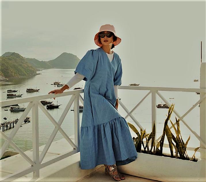 Yuk, Menikmati Penginapan Ala Santorini di Labuan Bajo!