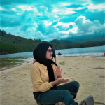 Lampung, Pantai Dewi Mandapa, Photo by @fintiamonicaas