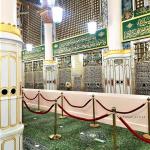 Madinah, Masjid Nabawi – Makam Nabi
