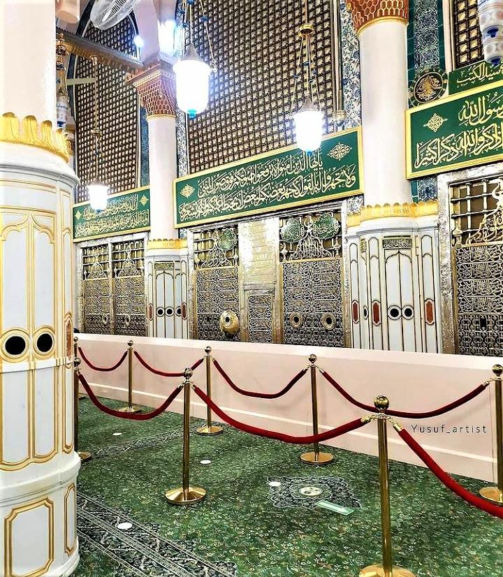 Mengenal Lebih Dekat Mesjid Nabawi
