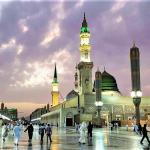 Madinah, Masjid Nabawi, Photo by @masjidnabawi_