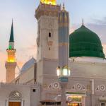 Madinah, Masjid Nabawi3