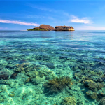 NTT, Taman laut 17 Pulau Riung1