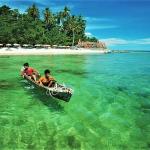 Pariaman, Pulau Angso Duo, Photo by @apri_putra