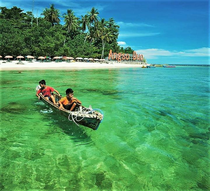 Pulau Angso Duo, Objek Wisata Populer di Pariaman