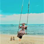 Pariaman, Pulau Angso Duo, Photo by @syarifaainiii