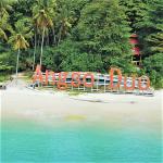 Pariaman, Pulau Angso Duo1