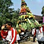 Semarang, Apitan, Photo by @komunikasilovegubug