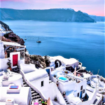 Yunani, Santorini