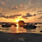 Babel, Pantai Pulau Tiga, Photo by @rayva_riskiana