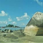 Babel, Pantai Pulau Tiga, Photo by @wendi.id