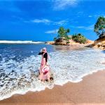 Bengkulu, Pantai Padang Betuah, Photo by@anggunnsaputri