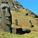 Chili, Moai di Pulau Paskah4