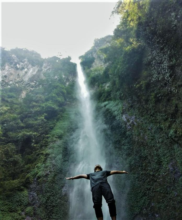 Air Terjun Pancuran Rayo, Antara Sensasi dan Mistis