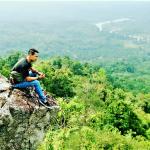 Jambi, Bukit Ngarau Merangin, Photo by @angga_dwi_saputra02