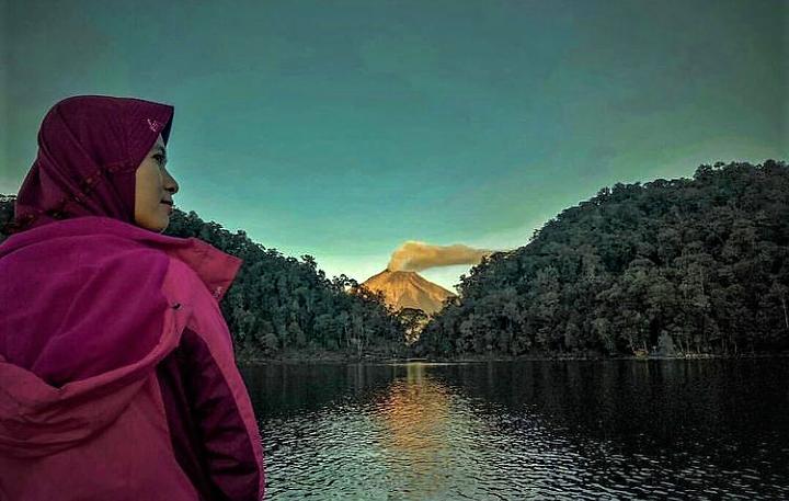 Danau Gunung Tujuh, Danau Tertinggi di Asia Tenggara