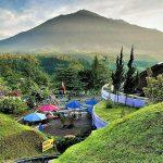 Jawa Tengah, Taman Nasional Gunung Merbabu – Ketep Pass